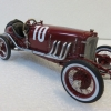 CMC M203 Mercedes Benz Targa Florio 1924 紅色10號 冠軍車