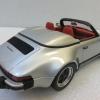 GT SPIRIT GT768 Porsche 911 3.2 Speedster (930) 銀色