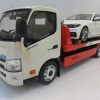 Kyosho KSR18040W-B Kyokuto Flatop Zero Ⅱ 白色