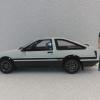 Kyosho KSR18D01-B Initial D Toyota Sprinter Trueno AE 86 頭文字D聯名款
