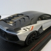 MR LAMBO034G Lamborghini Aventador SVJ 消光銀