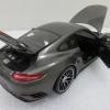 Minichamps MC110067121 Porsche 911 Turbo S 2016 (991) 鐵灰