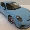 Minichamps MC110067420 Porsche 911 GT3 Touring 2018 藍色