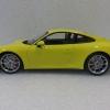 Minichamps MC110067422 Porsche 911 GT3 Touring 2018 黃色