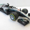 Minichamps MC110180044 Mercedes AMG Petronas Formula 1 Team W09 EQ Power
