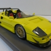 TOP Marques TOP68A Ferrari F40 LM Beurlys Barchetta 標準黃