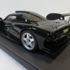 TOP Marques TOP55A Lotus Elise GT1 Street 素面黑色廠車