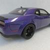 GT SPIRIT GT248 Dodge Challenger R/T Scat Pack Widebody 加州李紫