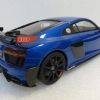 GT SPIRIT GT254 Audi R8 Performance Parts 金屬藍