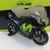 MINICHAMPS MC122183946 Yamaha YZR-M1 – Monistar Yamaha Test Valencia 2018