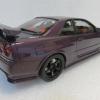 OTTO OT881 Nissan Skyline GT-R Nismo Z-Tune (R34) Midnight Purple Nismo 鋁圈 特別版