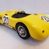 CMC M194 CMC Jaguar C Type Le Mans 24h 1953 黃色 20號車