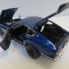KY08220BL Nissan Fairlady Z (S30) 金屬藍 全新開模商品 合金全可動