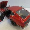 KY08220RM Nissan Fairlady Z (S30) 金屬紅 全新開模商品 合金全可動