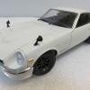 KY08220WP Nissan Fairlady Z (S30) 珍珠白 全新開模商品 合金全可動