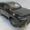 KY08955SBK Lexus LS570 星光黑 全新開模商品 合金全可動