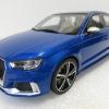 GT SPIRIT GT275 Audi RS3 Sedan 2017 金屬藍