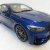 GT SPIRIT GT059 BMW M4 CS (F82) 聖瑪莉諾金屬藍