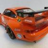 RWB Porsche 993 Jagermeister 致敬彩繪車