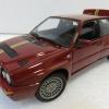Kyosho Lancia Delta HF Integrale Collezione 紀念版 波爾多紅