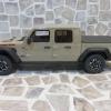 Jeep Gladiator Rubicon 戈壁沙漠色