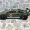 Lamborghini Khyzyl Saleem HURATACH 消光軍綠