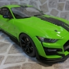 Ford Mustang Shelby GT500 Grabber Lime 萊姆綠