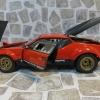 De Tomaso Pantera GT4 廠車版 紅/ 黑雙色