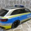 Audi RS4 R ABT 德國國道警察彩繪