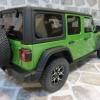 Jeep Wrangler Rubicon 金屬綠