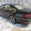 Mercedes Benz S Class S65 AMG (W220) 曜石黑