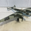 Messerschmitt Bf110 D 雙引擎戰鬥轟炸機