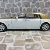 Rolls Royce Phantom EWB 英國白 / 復古金 雙色