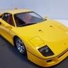 TOP Marques TM12-17B Ferrari F40 標準黃