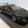 TOP Marques TM12-17C Ferrari F40 標準黑