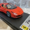 Looksmart LS511B Ferrari F8 Spider  Rosso Scuderia 亮紅