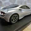 Looksmart LS503F Ferrari F8 Tributo Argento Nurburgring 銀色
