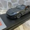 Looksmart LS516A Ferrari 812 GTS  Grigio Silverstone 740 深鐵灰 發表車