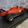 Looksmart LSF1027 Ferrari SF1000 Barcelona Test S. Vettel 2020 巴塞隆納測試車