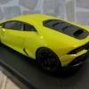 Looksmart LS517A Lamborghini Huracan Evo RWD  Giallo Belenus 金屬黃 發表車