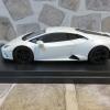 Looksmart LS517D Lamborghini Huracan Evo RWD  Bianco Canopus 消光白