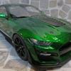 Ford Mustang Shelby GT500  Candy Apple Green