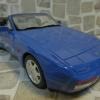 Porsche 944 Turbo S2 Cabrio  Maritime Blue