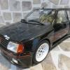 eugeot 205 Dimma Black (T16)  Noir