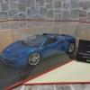 MR Ferrari F8 Spider Blu Corsa