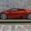 MR Lamborghini Huracan Evo. RWD Rosso Efesto