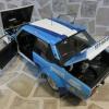 Fiat 131 Abarth Rally Gr.4 1980  葡萄牙站 夜戰版  Fiat Abarth 廠隊塗裝 5號車