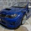 Subaru Impreza STI S206 WRX  Blue Mica 經典雲母藍