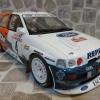 Ford Escort Cosworth Gr. A  San Remo 站 1996 Repsol Sainz 塗裝