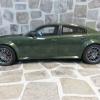 Dodge Charger SRT Hellcat Widebody 寬體版 金屬綠